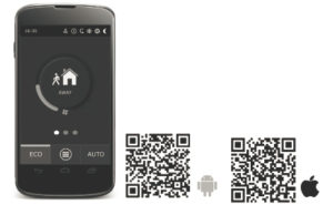 C6 regeling smartphone app