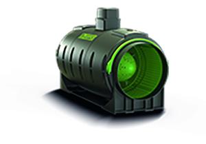 Vortice Lineo Quiet energiezuinige en stille inbouwventilator met EC motor